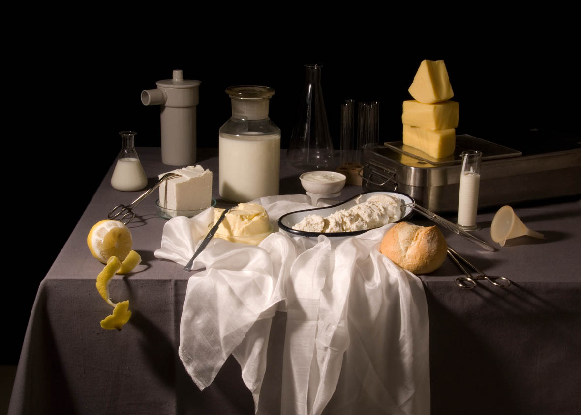 Natures Mortes - Breakfast, 2010
